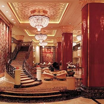 چینی در هتل