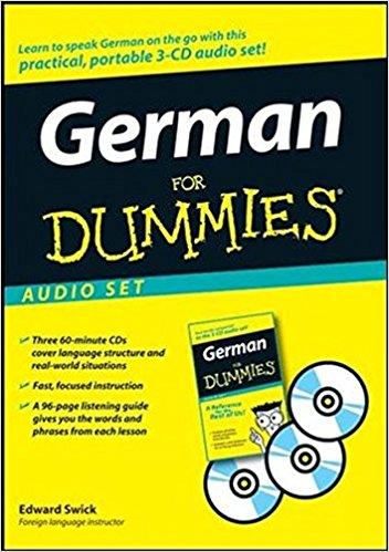 German For Dummies کتاب آموزش آلمانی