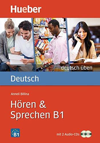 Hören & Sprechen کتاب آموزش آلمانی