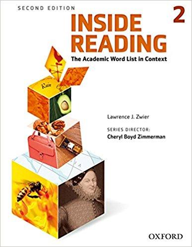 inside reading کتاب