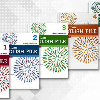 سری کتابهای american english file